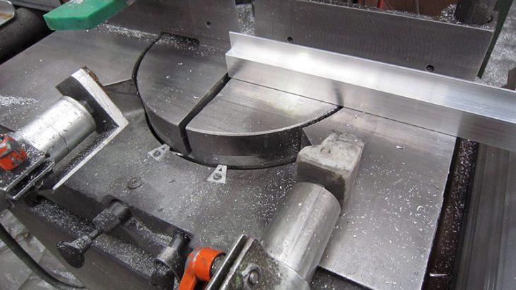 aluminium-cutting